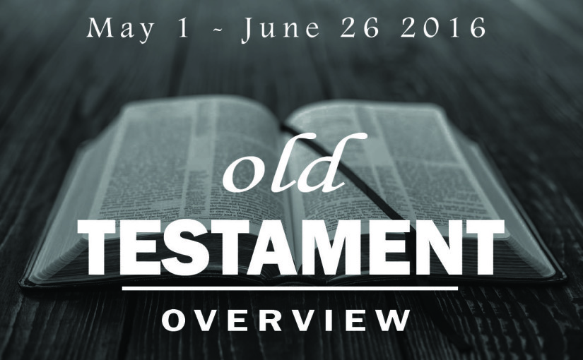 Old Testament overview