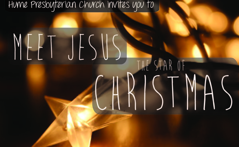 Christmas Day Service 9.30am