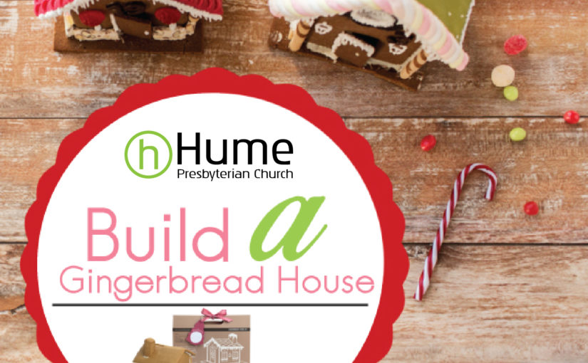 Gingerbread House Women's Christmas Event – 26 November