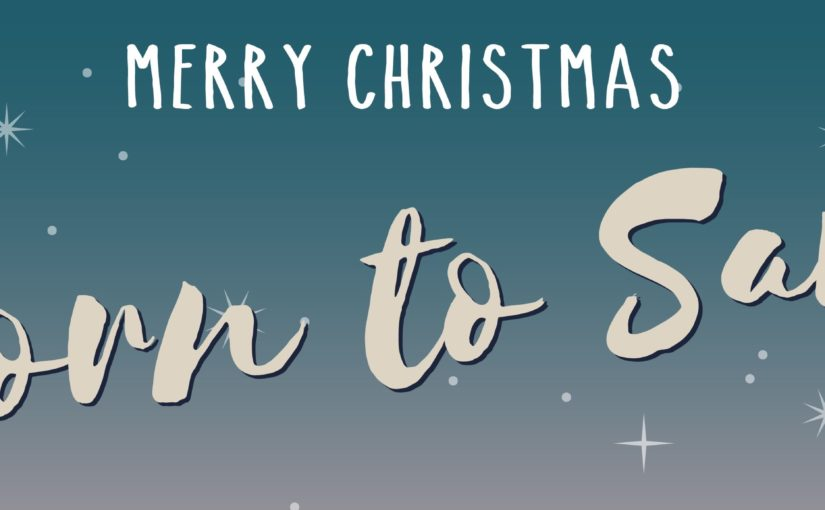 Merry Christmas – Born to Save
