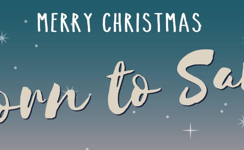 Merry Christmas – Born to Save