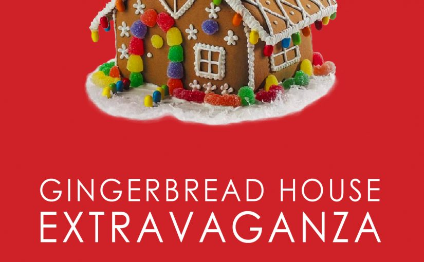 Build a Gingerbread House (Sun 2 Dec 2-4pm)